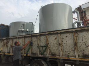 تصفیه آب برای کارخانجات