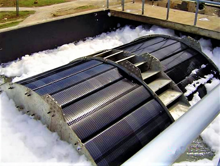 RBC package for wastewater treatment
